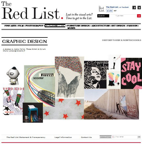 Site The Red List 2