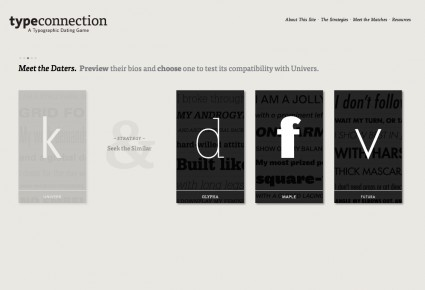 Site Internet Type Connection